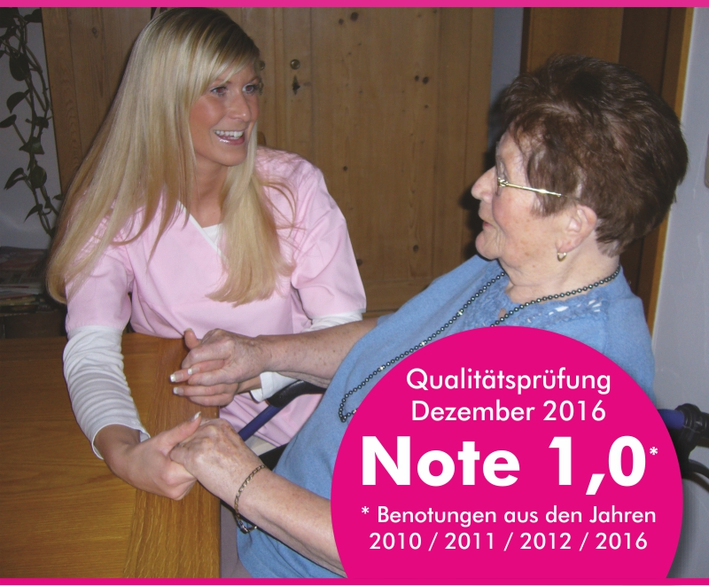 Ilona Sell-Rasch - Note 1 Qualitätsprüfung